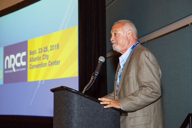 CCA board member Mike Benmosche was one of the 2019 NRCC Co-Chairs.